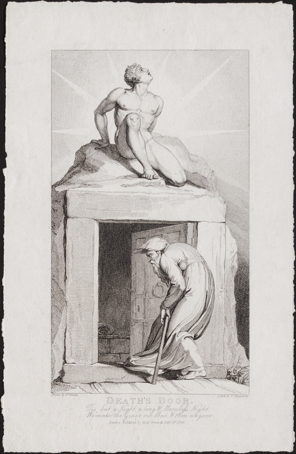 William Blake and His Circle: A Checklist of Publications and