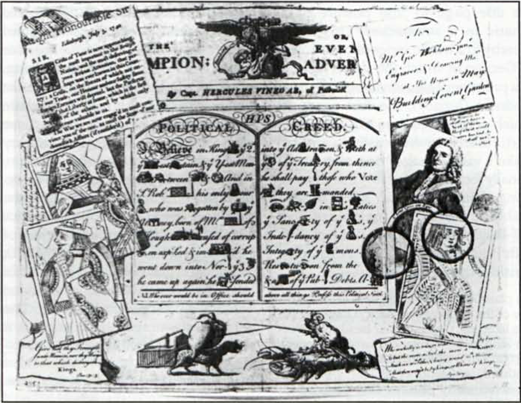 Vincent Carretta George Iii And The Satirists From Hogarth To