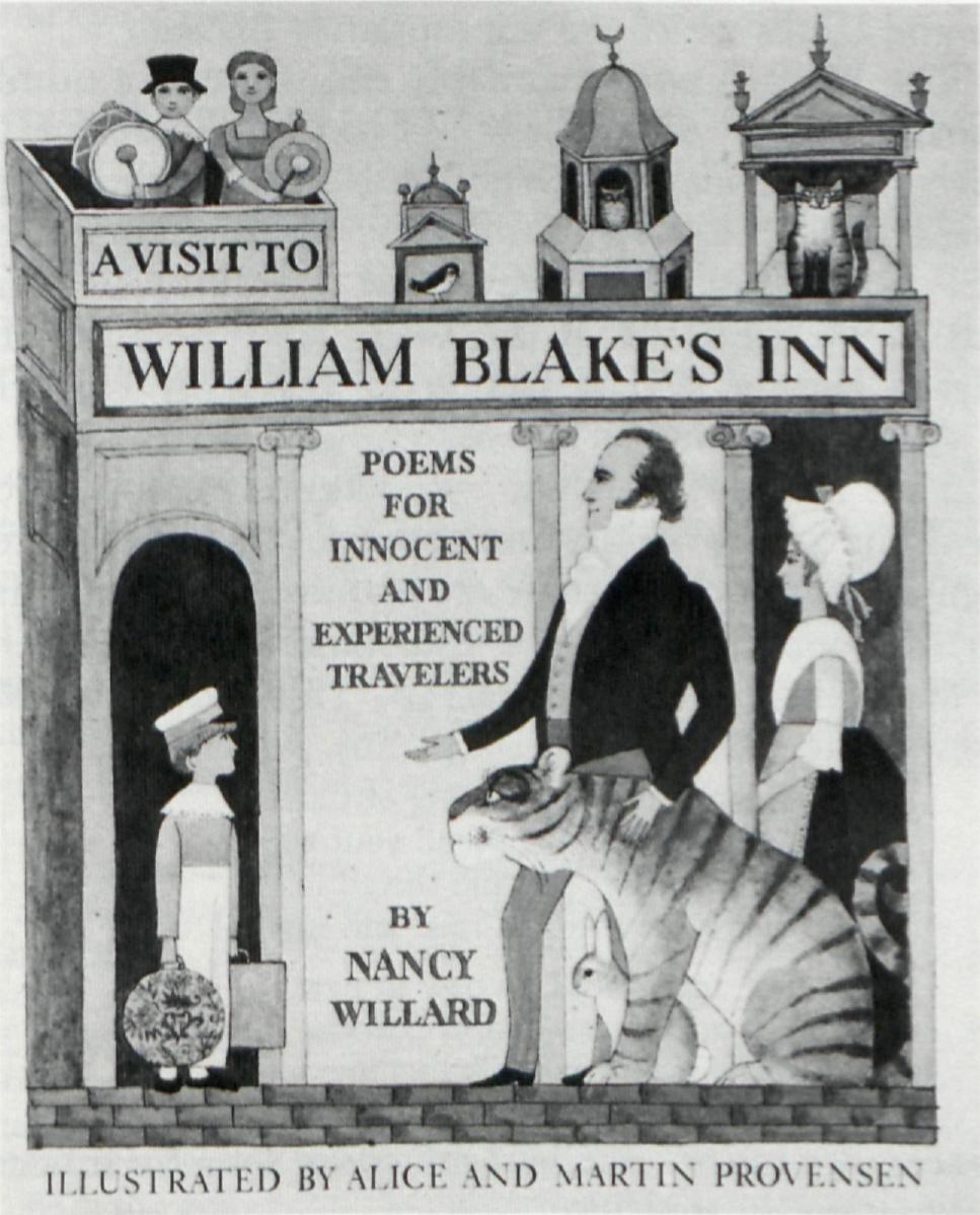 london william blake analysis pdf